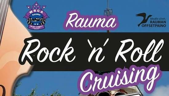 Rauma Rock'n' Roll Cruising, Rauma, 19.-20.5.2018